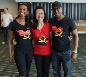 T-shirts Kizomba MaNi