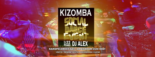 Kizomba MaNi Social Dance Events