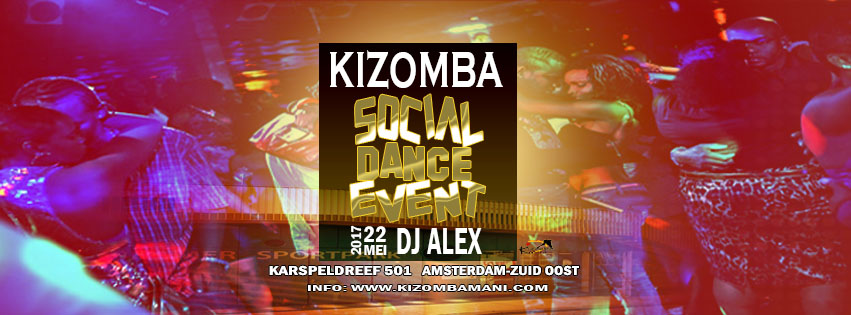 Kizomba MaNi Social Dance Events